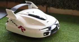 Type R Best Honda Lawn Mower 11