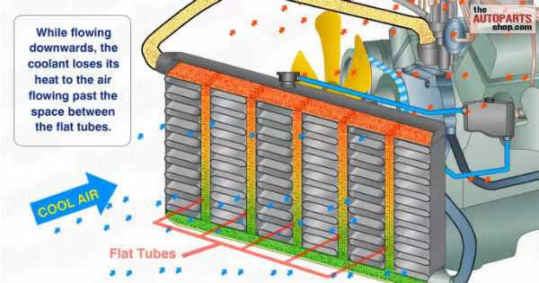 How Car Cooling System Works! Awesome Animation! - Muscle Cars Zone!