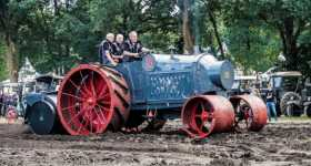 Vintage Tractors Presented at Nordhorn Show in Germany 1