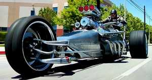 1000HP Rocket II Trike - The Craziest Build You Have Ever Seen 1