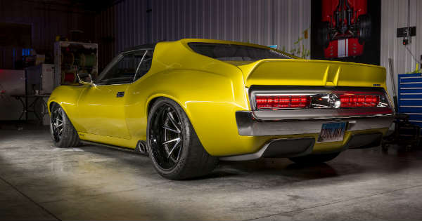 1100HP 1972 Javelin AMX by Ringbrothers Unveiled at SEMA 2