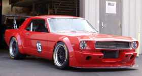 1966 Cortex Mustang Fitted With LS7 Engine 11