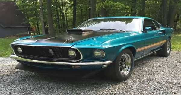 1969 Mustang Mach 1 Story 2