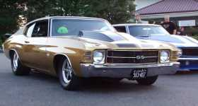 1971 SS Chevelle With 565 BIG BLOCK CHEVY 2