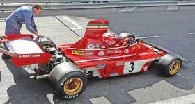 1974 F1 Race At Monaco Historic 2016 1