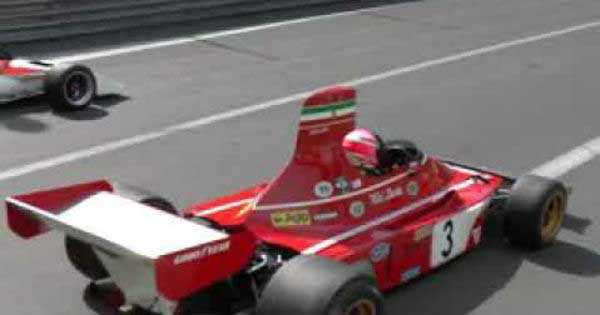 1974 F1 Race At Monaco Historic 2016 22