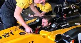 2012 INFINITI Renault Formula 1 Car Paul Ricard Circuit 1