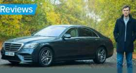 2018 Mercedes S-Class In-Dept Review by Mat Watson 11