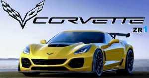 2019 Corvette ZR1 Full Spec 1