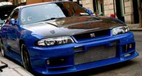 4 Things About The Nissan Skyline GT-R R33 12
