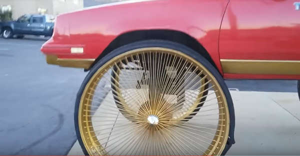 50 Inch Wheels on Oldsmobile Cutlass 2