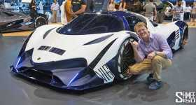 5000 HP Devel Sixteen Car 1