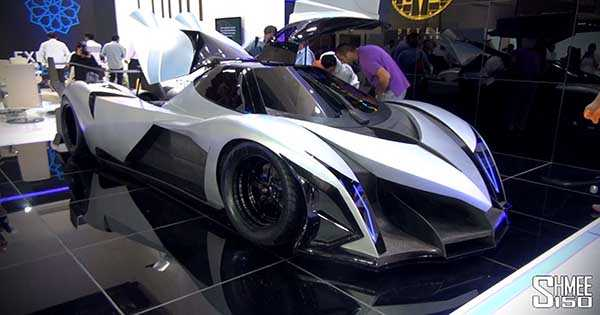 5000 HP Devel Sixteen Car 2
