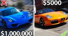 Affordable Supercar Alternatives 1