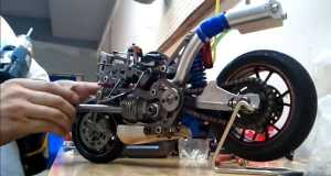 Amazing Miniature Ducati 11