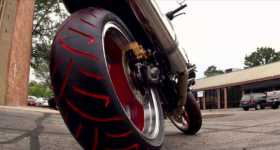 Amazing Motorcycle Tire Penz 1