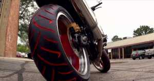 Amazing Motorcycle Tire Penz 1