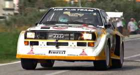 Audi Quattro S1 - The Best Sounding Rally Car Of All Time 1