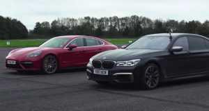 BMW M760Li vs Porsche Panamera Turbo 2