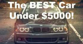 Best Cars Under 5000 Dollars 1