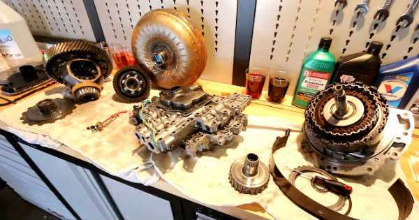 Changing Your Car Transmission Fluid 2