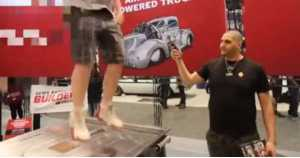 Controversial Incident At SEMA 1
