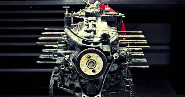 Disassembling An Air Colled Porsche Carrera Engine 2