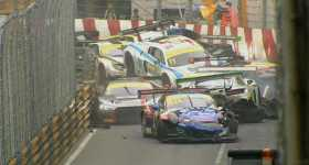 FIA GT World Cup 2017 at Macau The Most Expensive Racing Crash Ever 1