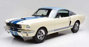 First 1966 Shelby Mustang GT350 Prototype Heads To Barret-Jackson 1