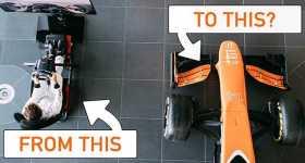 Formula 1 Simulator Driver 1
