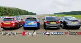 High Performance Cars Go Head To Head 11