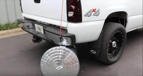 Hilarious Trash Can Diesel Exhaust Tip 1