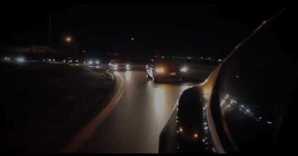 Illegal Street Racers Take To Deserted Kansas City Metro Roads 2