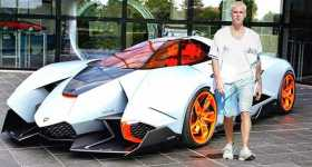 Justin Bieber Car Collection 1