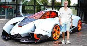 Justin Bieber Car Collection 1