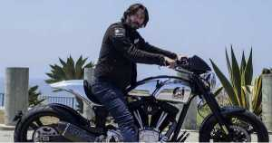 Keanu Reeves Custom Motorcycle Shop Arch Motorcycle 1