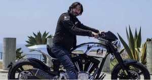 Keanu Reeves Custom Motorcycle Shop Arch Motorcycle 1