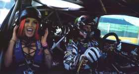 Ken Block Takes His Fans For An Exciting Ride AKA Scaring Passenger Days 1
