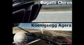 Koenigsegg Agera RS Beats Bugatti Chiron New Acceleration Record 11