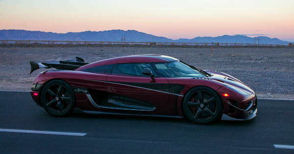 Koenigsegg Agera RS Is The Worlds Fastest Car Confirmed 2