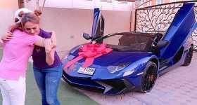 Lambo Aventador SV As A Gift 1
