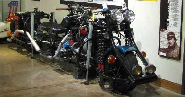 Legendary RoaDog Motorcycle 3