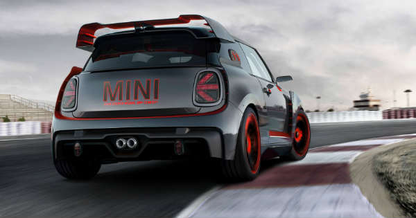 Meet The Mini Cooper Works GP Concept 2
