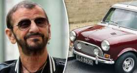 Mini once owned by Ringo Starr is going on auction and it could fetch more than 120000 1