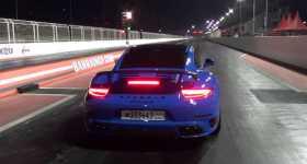 Modified Porsche 911 Turbo S 1