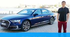 New Audi A8 2018 Review 11