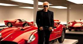 Ralph Lauren Dream Car Garage 1