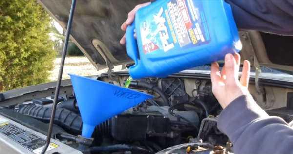 SUPER FLUSH Your Cars Cooling System 2