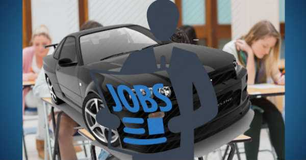 Seven Jobs Young Car Enthusiasts 2