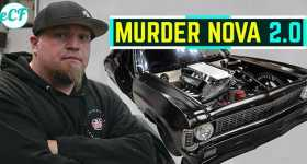 Shawn Ellington New Car Murder Nova 1